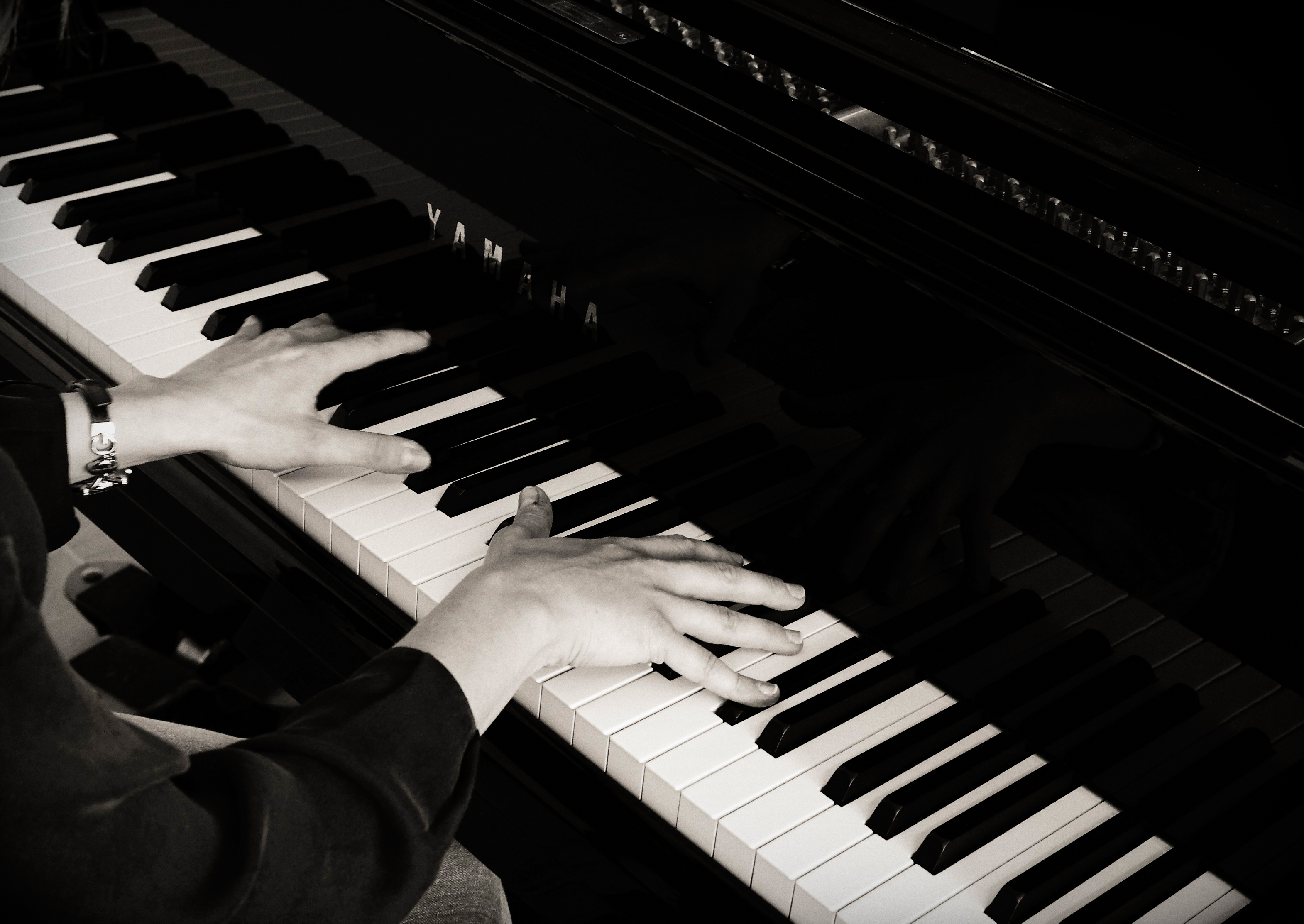 Moment musical : piano